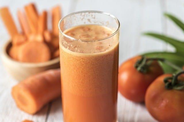 sweet potato juice benefits for skin