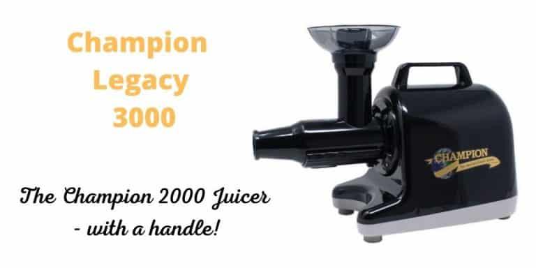 champion juicer