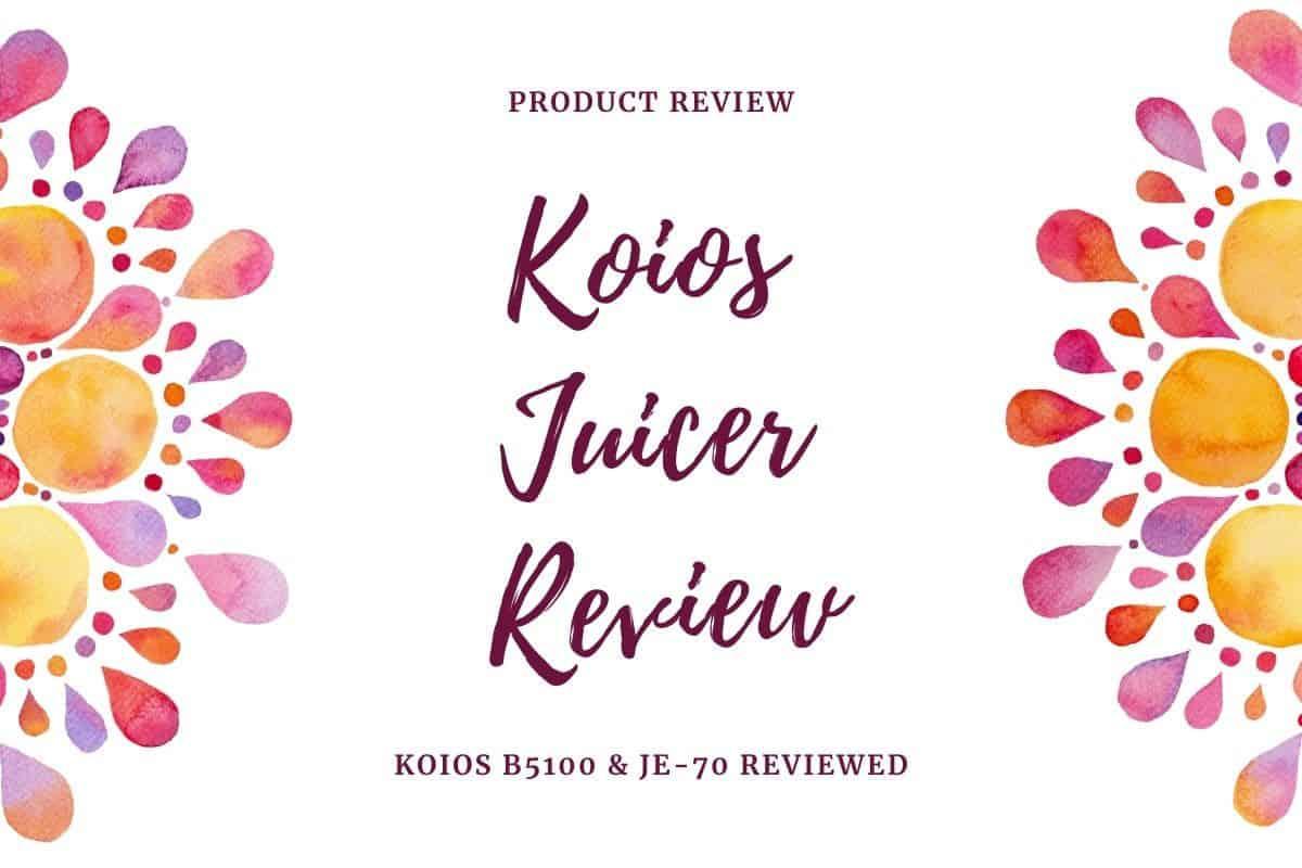 koios juicer reviews