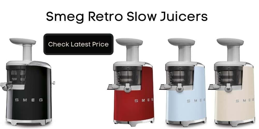 smeg slow juicer