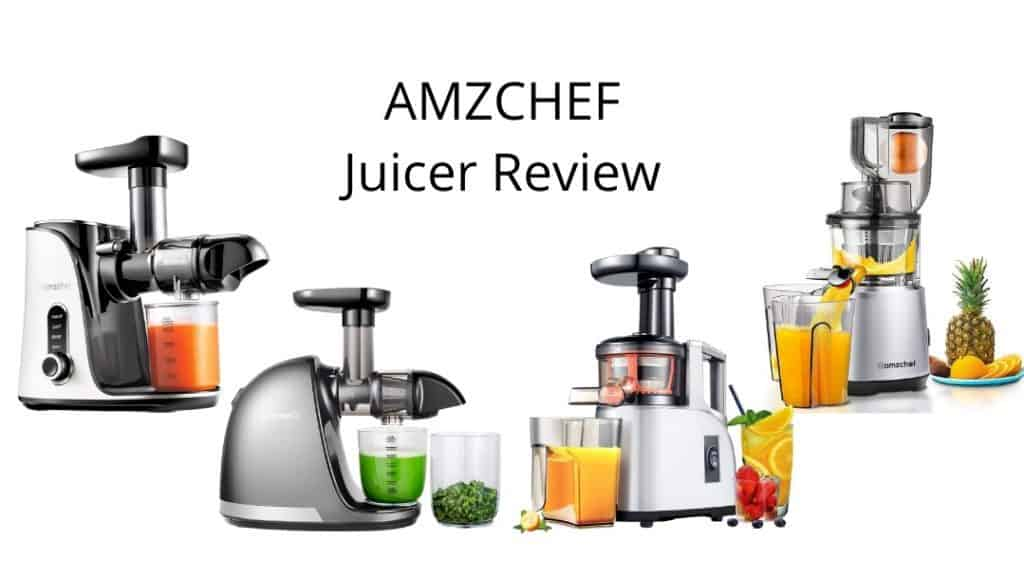 amzchef juicer review