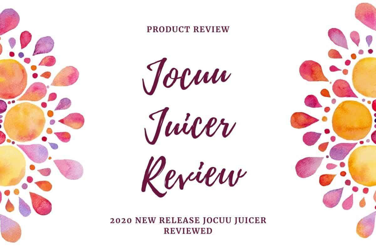 jocuu juicer review