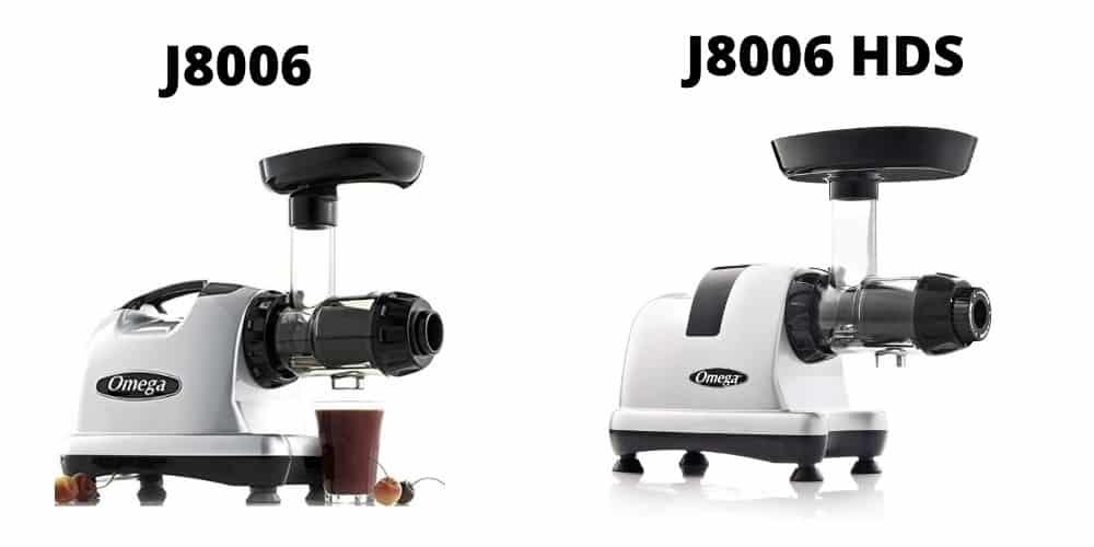 omega juicer j8006