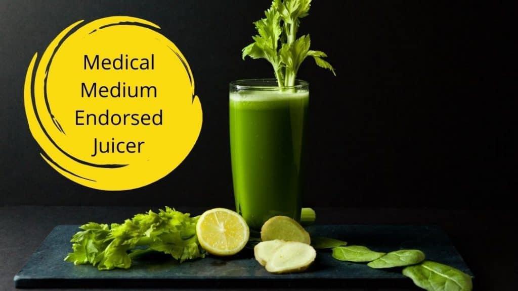 medical medium celery juicer