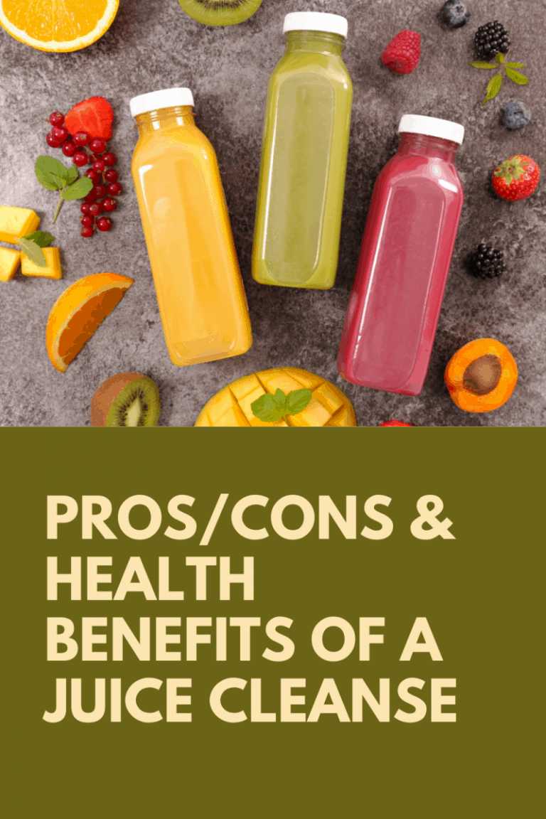 health benefits of a juice cleanse pinterest