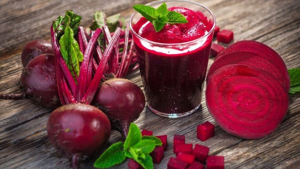health benefits of beetroot juice