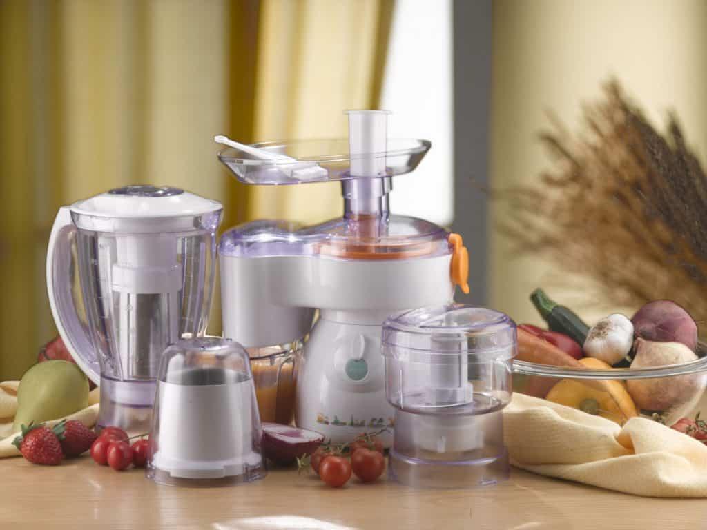 juicer vs blender vs food processor