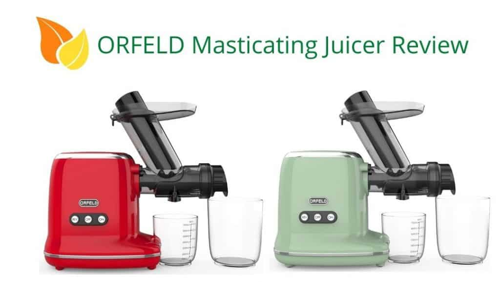 orfeld juicer review
