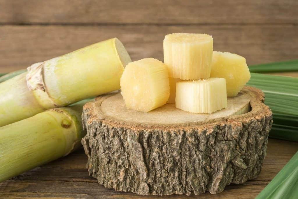 raw sugarcane juice