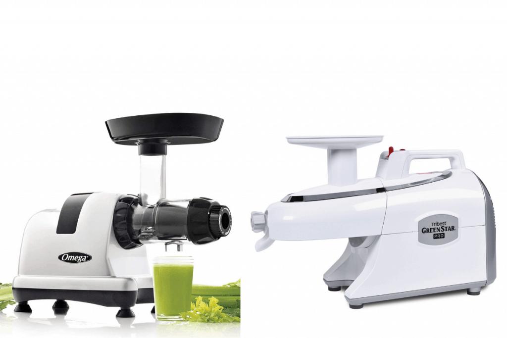 single auger juicer vs twin gear