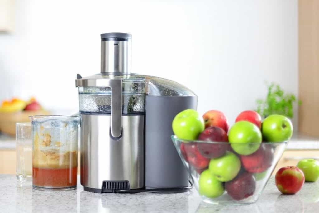 what is a centrifugal juicer
